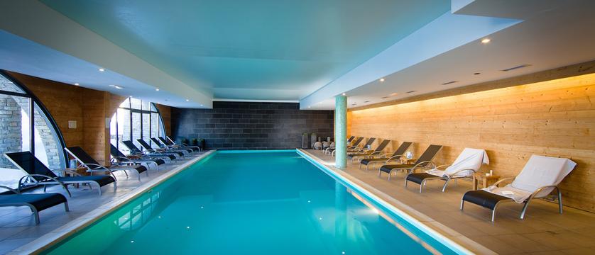 Le Kaya - Indoor pool